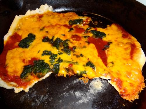 Goooood Skillet Pizza